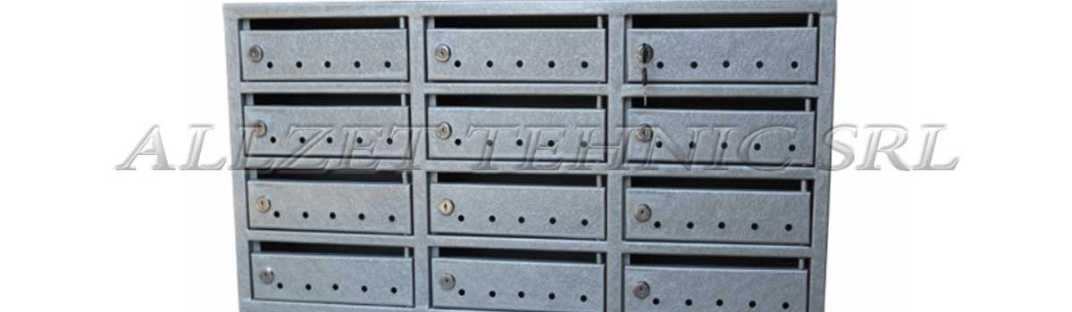 cutii postale - Allzet tehnic